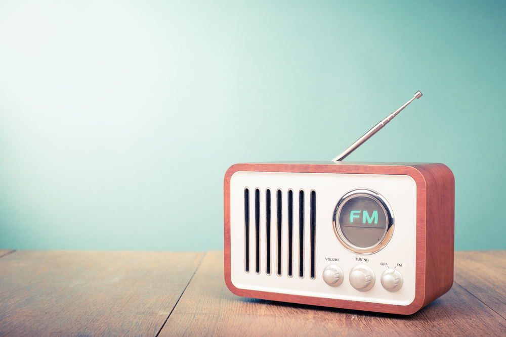 Crystalyx on the radio